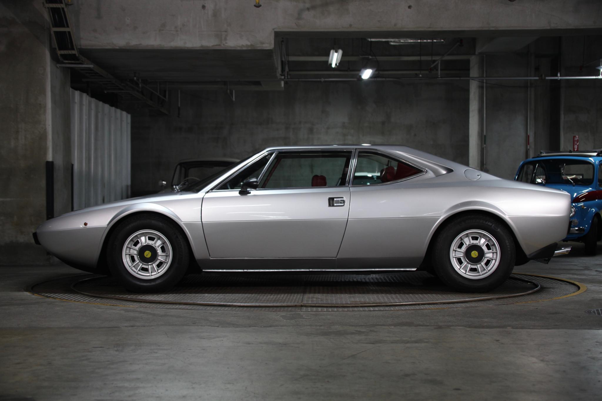 クラッシクカー販売 フェラーリディーノ308GT4